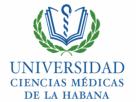Logo Universidad de Ciencias Médicas de La Habana
